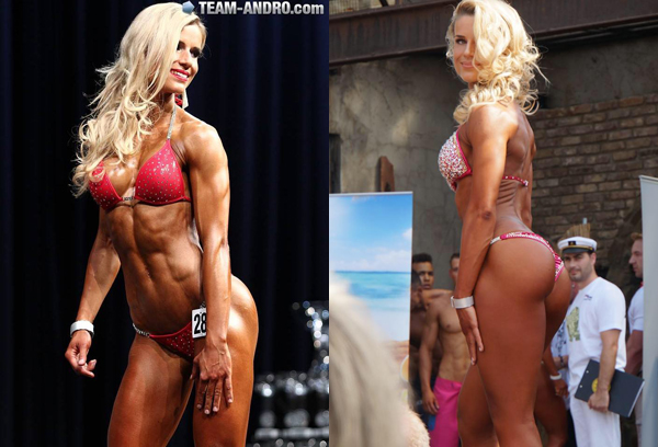 IFBB Bikini Athletin Adrienne Koleszár im Interview