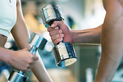 krafttraining abnehmen trainingsplan