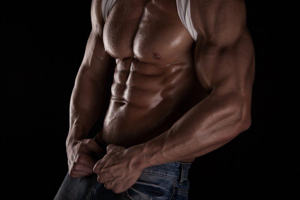 Erkältungen auf einem Kurs von Steroiden