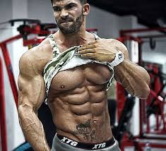 Fortschritts im Bodybuilding