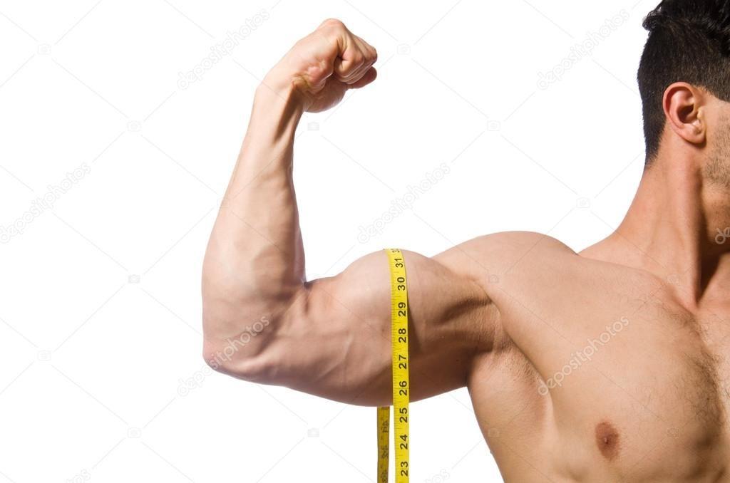 Körpermaße im Bodybuilding