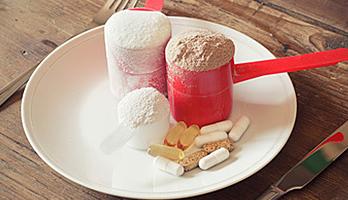Protein Sporternährung