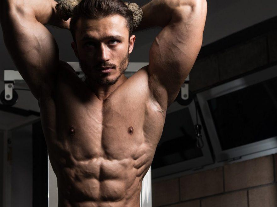Salz und Bodybuilding